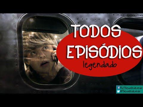Fear The Walking Dead Flight 462 Todos episódios Legendado Brasil