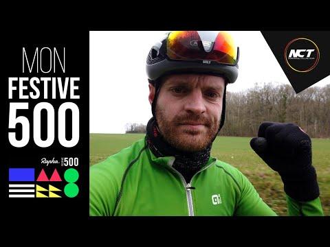 JOURNAL DE BORD D'UN CYCLISTE EN DÉTRESSE ! - FESTIVE 500