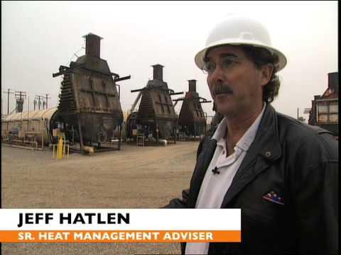 U.S Oil Fields - Kern River Basin Tour