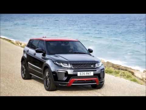 Review: Range Rover Evoque Ember Special Edition