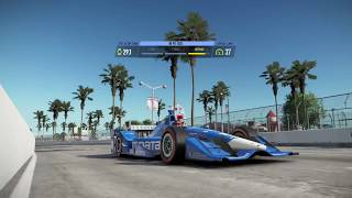 Project CARS 2 Indy Car Test Drive Long Beach