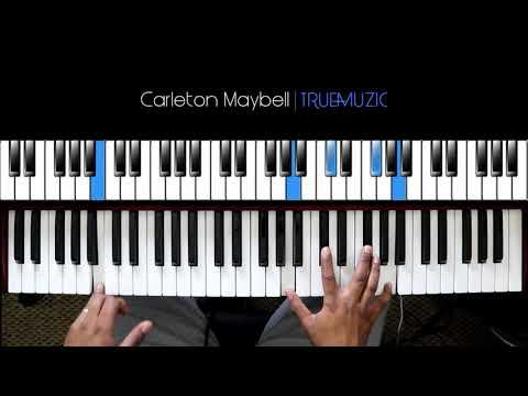 H.E.R. - Gone Away EASY PIANO TUTORIAL