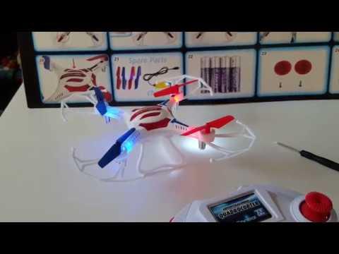 t r 24 revell control 01011 adventskalender quadcopter. Black Bedroom Furniture Sets. Home Design Ideas