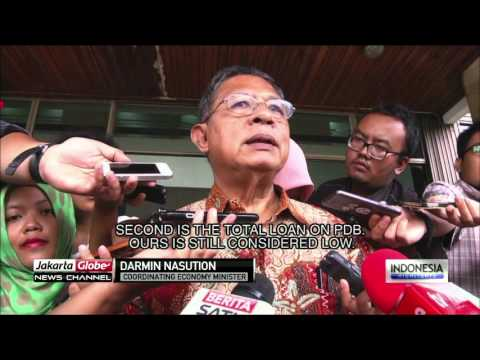Indonesia's Total Foreign Debt Reaches Rp4,154T