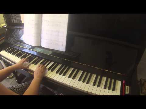 Chorale by Kern Hal Leonard Adult Piano Method book 2