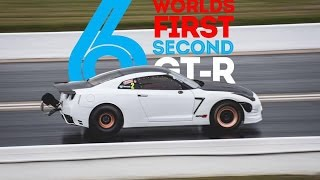 6 SECOND GTR - World Record AMS Alpha G 2500+HP