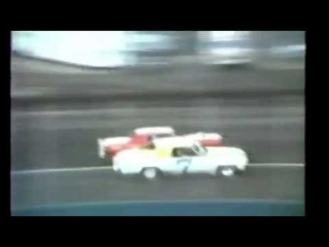 1985 races at Dakota State Fair Speedway #1 Grand National heat races