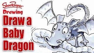 Illustrating Baby Dragons