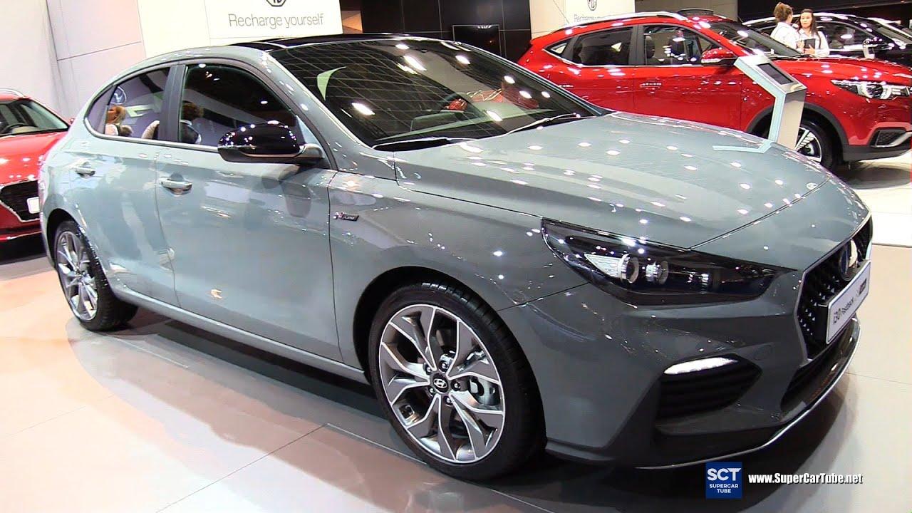 Mẫu xe Hyundai i30 Fastback N line