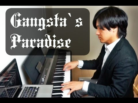 Gangsta's Paradise by Coolio ft. L.V- Piano Covers