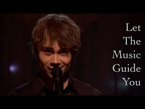 Alexander Rybak - Let The Music Guide You