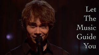 Смотреть клип Alexander Rybak - Let The Music Guide You