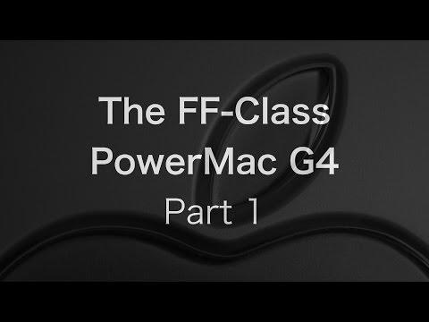 The FF-Class PowerMac G4: Hard Drives, RAM & USB 2.0 [1/2] | The PowerPC Hub