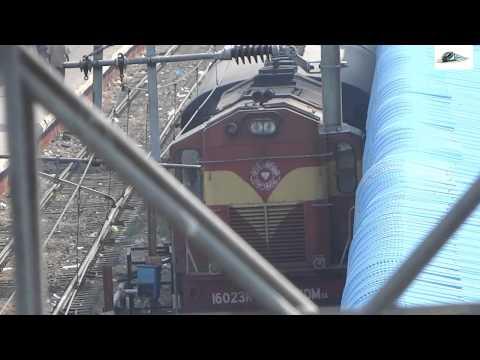 Fastest Konark Express Train in India