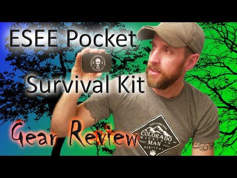 ESEE Pocket Survival Kit Review