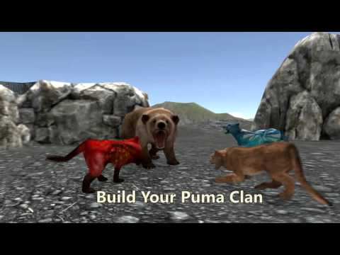 Clan of Puma for Android and iOS.  Play for Free!!