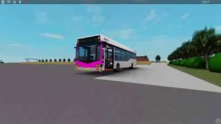NSW TrainLink Bus Tour (Roblox)