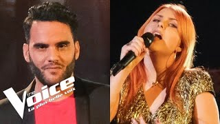 Sting et Cheb Mami – Desert Rose | Sarah Schwab VS Fayz | The Voice France 2020 | Battles