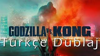 Godzilla vs. Kong – Türkçe Dublaj Fragman