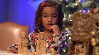 Children Share the Christmas Story