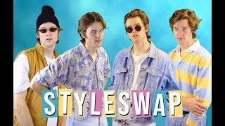 If RANSOM by LIL TECCA was a 90s BOYBAND HIT!   STYLESWAP