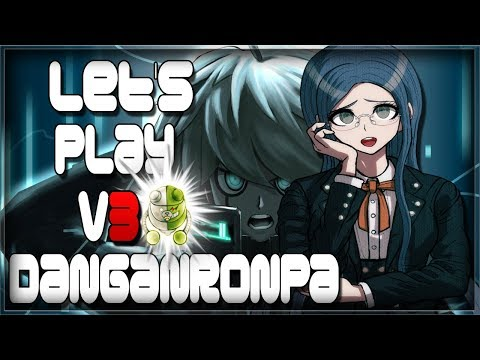[PS4] DANGANRONPA V3: KILLING HARMONY - CHAPTER 5! WHO KNOWS WHATS GONNA HAPPEN?! - PART: 15