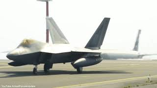 WORDS BEST  US Air Force pilots flying the F-22 Raptor