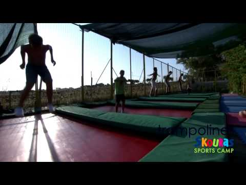 Skouras camp: Sports and Activities New