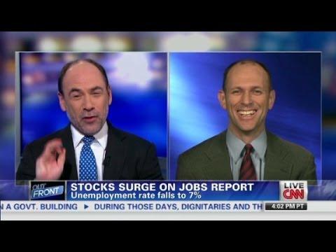 Economic impact of November jobs report
