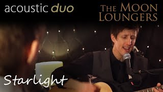 Muse Starlight | Acoustic Cover by the Moon Loungers (with guitar chords)