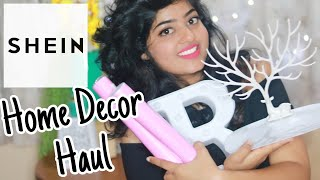 ♡ INDIAN HOME DECOR HAUL- SHEIN.IN  | ♡ Christmas Holiday Decor Haul-2018