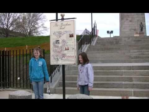 Bunker Hill Monument Boston 2010