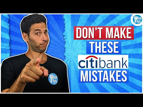 5 Common Mistakes People Make With Citi Cards + Points