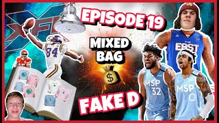 Mixed Bag | Episode 3 | Fully Clothed Shower | Funny One Word Stories | XFL And More!!