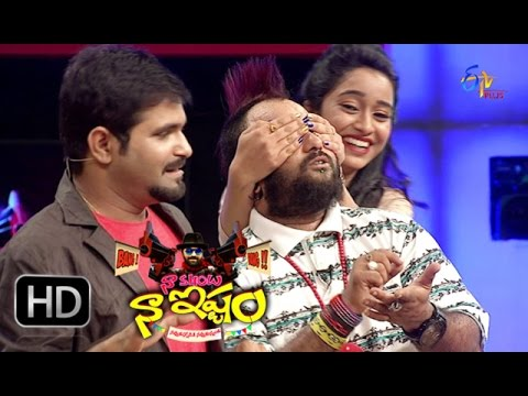 Naa Show Naa Ishtam - 7th May 2016 - నా షో నా ఇష్టం - Full Episode 26