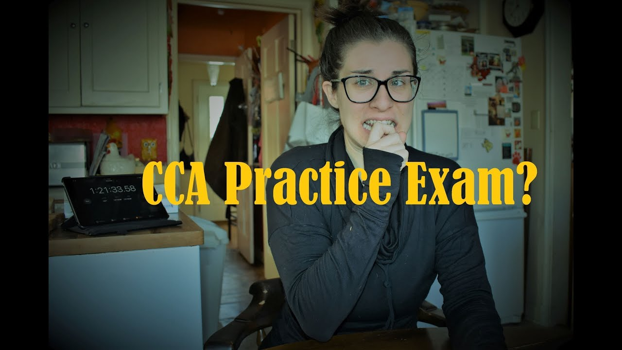 Taking the CCA Practice Exam! - YouTube