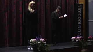lvsbyn hyllades under filmpremiren miraklet i viskan lvsbyn honored at new film premiere