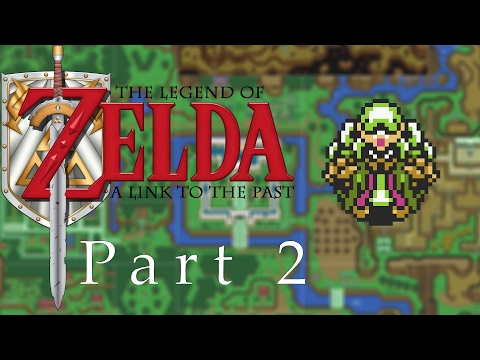 A Link to the Past | The Darkworld! | Part 2