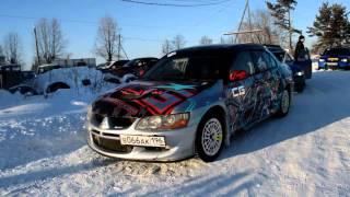 "Drive Racing зимний спринт ""Снежный Вираж"""