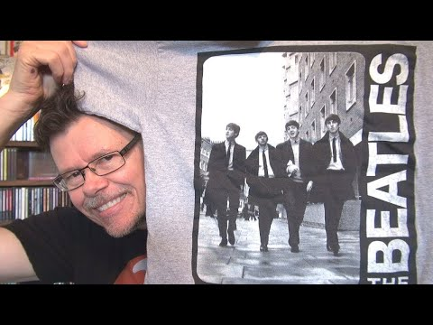 The Beatles T Shirts Contest Winner Is...