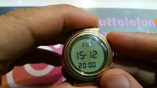 Налаштування мови годин ALFAJR WF-14 (АЛЬФАДЖР)