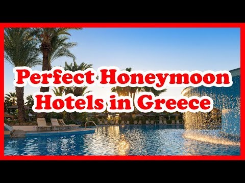 5 Perfect Honeymoon Hotels in Greece, Europe | Love Is Vacation