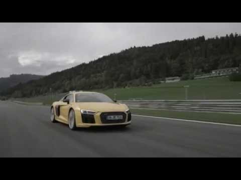 Audi driving experience - Red bull ring