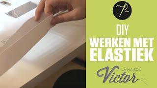 Werken met elastiek