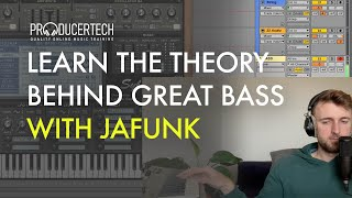Creating Future Funk Bass with Jafunk - Learn the theory behind great bass!