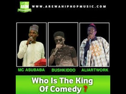 ALI AT WORK AND BUSHKIDDO LATEST COMEDY