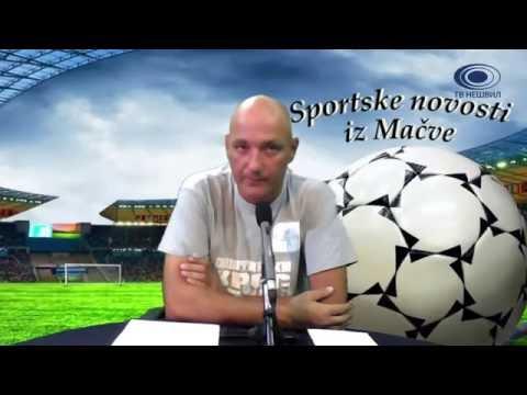 Sportske novosti iz Mačve-Radio Nešvil 15.08.2016