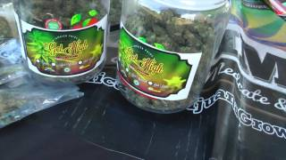 Jamaica Open Air Weed Market @ High Times Cannabis Cup 2015