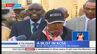 A blot in KCSE: Two candidates found guilty by court for