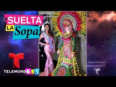 Las bellezas favoritas para ganar el título de Miss Universo | Suelta La Sopa | Entretenimiento